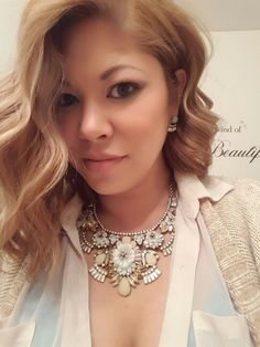 Bella Statement Necklace from Chloe and Isabel by Angel  http://www.chloeandisabel.com/boutique/angeliquemc/ff2c22