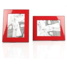 desiary.de - Bilderrahmen Tang, L hochglanz rot