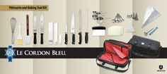 tool kit Le Cordon Bleu  http://www.becomeapastrychef.com/