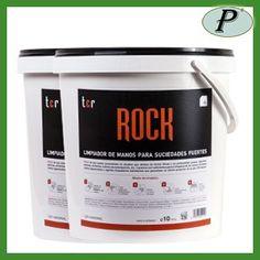 Jabón desengrasante para industrias que asegura limpieza, suavidad e hidratación en manos. Más información: http://www.tplanas.com/epis/utiles-limpieza/786-jabon-desengrasante-de-manos-rock.html