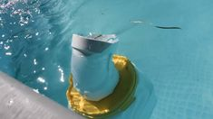 Homemade Pool Skimmer and Fountain (DIY) pool ideas Homemade Pool Skimmer and Fountain (DIY) Skimmer Pool, Dyi Pool, Swimming Pools Backyard, Pool Landscaping, Swimming Holes, Diy Fountain, Pool Fountain, Pools, Chaise Lounges