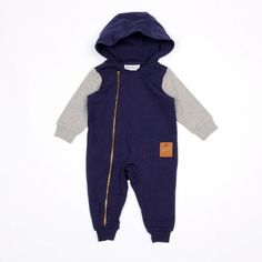 Blue Onesie (for dude babies)