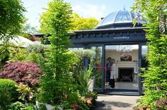 Orangery Front Entrance