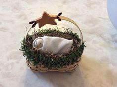 'Nativity' ornament by Lara Lawrence.