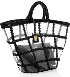 Reciclado, bolso o canasta con botellas plásticas | Utimujer