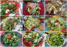 Sei anche tu una buona forchetta? No Cook Meals, Guacamole, Food Art, Mexican, Ethnic Recipes, Cooking Food, Grande, Buffet, Collage