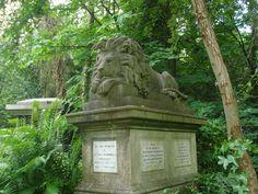 Wombwell monument, Highgate Cemetery