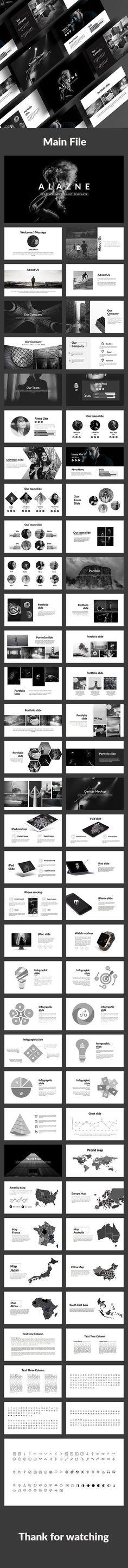Alazne-Creative Powerpoint Template - Creative #PowerPoint Templates