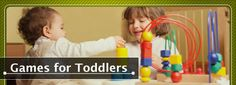 #game ideas for #toddlers