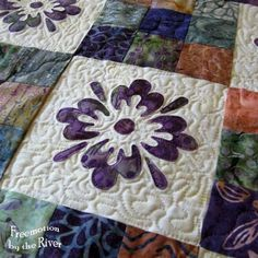 Quilting: Modern 9 Patch