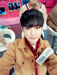 #Victon #Byungchan #kpop #korea #k_pop #cute #selfie