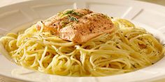 Linguini with Salmon Leek and Dill Diabetes Canada, Diabetes Association, Linguine, Diabetic Friendly, Kitchen Recipes, Diabetic Recipes, Eating Healthy, Food For Thought, Type 1