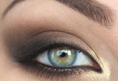 Almost my eye color!! This is so pretty :)
