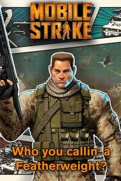 #1 Modern War Game on iPhone. Play Free!