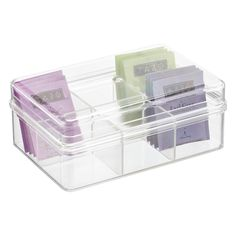 Tea Bag Storage Container | The Container Store