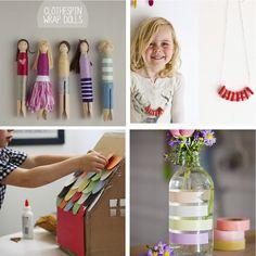 kids crafts   sarah & bendrix
