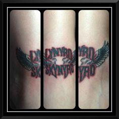 Lynyrd Skynyrd tattoo