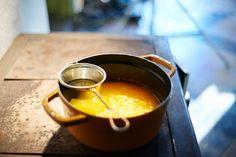 Ghí aneb přepuštěné máslo: Recept na TchiboBlogu