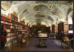 photos of strahov library - Bing Images