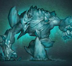 Ice Golem v2 | Flickr - Photo Sharing!