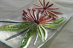 pretty fused glass