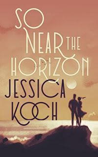 Sharing my TBR Pile for November - all the books I want to read this month! So Near The Horizon - Jessica Koch