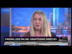 """Looking for love online on Valentine's Day Channel 10 with Tara Richter debuting her 2nd book, """"10 Rules to Survive the Internet Dating Jungle"""""""