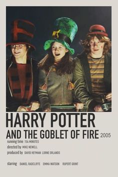 Harry Potter Movie Posters, Marvel Movie Posters, Film Posters, Harry Potter Goblet, Harry Potter Fandom, Movie Intro, Fire Movie, Harry Potter Background, Goblet Of Fire