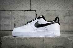 sports shoes 5b0aa 2ca4b Authentic Nike Air Force 1 Low White Black 820266-101 2018 Nike Air Force 1  Sale