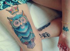 #colorful #ink #pretty #tattoos