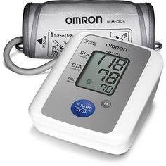 Foto 1 - Medidor de Pressão Arterial Automático de Braço - HEM 7113 - Omron