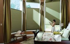Luxury Functional Automatic Blinds - http://window.cwsshreveport.com/luxury-functional-automatic-blinds/