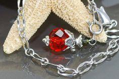 Orange Pumpkin Bracelet  Fall Jewelry  Pumpkin by ornatetreasures