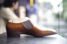 Seamless  @bolero_shoemaker  #trunkshow #menshoes #classicmenswear #bespoke #bespokeshoes #mensfashion #menstyle #menwithclass #gentlemenfootwear #footwear #gentlemenshoes #best #靴 #靴磨き #镜面磨き #足元俱樂部 #handmade #hkig #leathershoes #sartorial #dapper #wiwt #ootd #dailysnap #trunkshow #japanese #formal #footwear #dressshoes #shoecare #leathershoes
