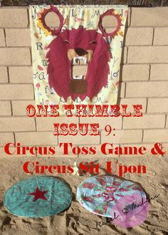 One Thimble Issue 9: It's a Circus Out There | Rebel & Malice