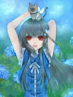 Browse Rea sankarea Cute collected by Bugster B and make your own Anime album. Beautiful Anime Girl, I Love Anime, Chica Anime Manga, Anime Art, Kawaii Hawaii, Anime Flower, Kawaii Anime Girl, Anime Girls, Zombie Girl