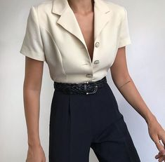 Discovered by Jazz. Find images and videos about fashion on We Heart It - the app to get lost in what you love. Aesthetic Fashion, Aesthetic Clothes, Timeless Fashion, Vintage Fashion, Summer Dress Outfits, Cute Outfits, Funeral, Tumblr Fashion, Classy Casual