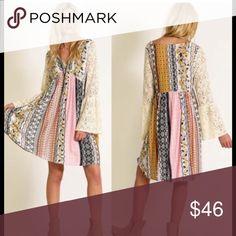 Dress Umgee dress Dresses Midi