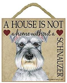 Schnauzer Gifts — Two Woofs