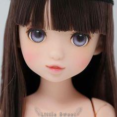 http://smami2007.blog.me  #여누비 #리틀스윗 #yeonubi #littlesweet  #인형 #리페인팅 #리터칭 #돌스타그램  #doll #repainting #retouching #dollstagram  #츄츄 #루루코 #ruruko