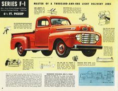 All sizes | 1948 Ford F-1 Pickup | Flickr - Photo Sharing!