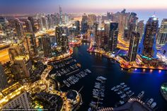 Exploring Dubai from the Rooftops of Buildings.  Photograph by VADIM MAKHOROV