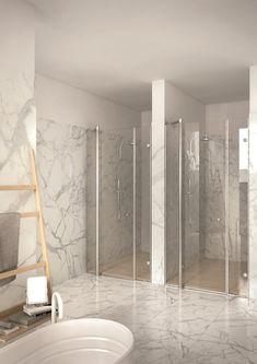 Calacatta, Tiles, Divider, Bathtub, Restaurant, Room, Furniture, Design, Home Decor