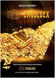 Kup złoto za 150 euro i zgarnij 7000 euro bonusu. http://halley.emgoldex.com/