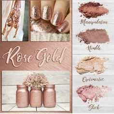 Want rose gold eyes? Younique has you covered! Rose Gold Eyeshadow, Rose Gold Makeup, Eyeshadow Palette, Eyeshadow Ideas, Eye Palette, Younique Eyeshadow, Eyeshadows, All Natural Makeup, Foundation