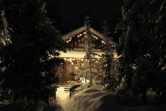 Mountain Hideaway by Circa MCMLX, via Flickr