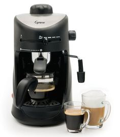 Premium 4 Cup Espresso and Cappuccino Machine -- To view further for this item, visit the image link.