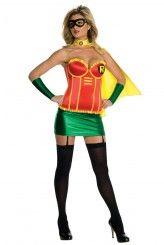 Tenue Robin pour femmes ultra sexy en vente chez déguisement magic