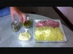 QUICHE DE QUEIJO E PRESUNTO - YouTube