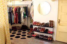 DIY: Arara de roupas | Comprando Meu Apê